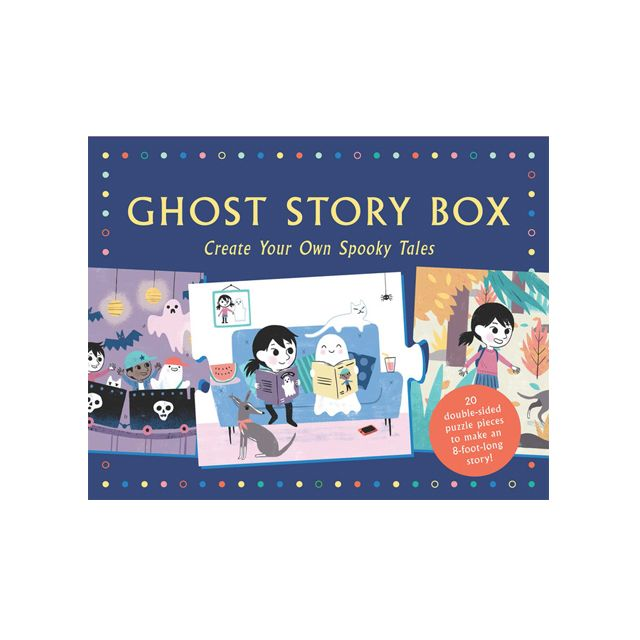 Ghost Story Box Create Your Own Spooky Tales