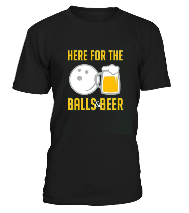 Balls & Beer Funny Bowling Alley Sport S   => Check out this shirt by clicking the image, have fun :) Please tag, repin & share with your friends who would love it. #dad #daddy #papa #shirt #tshirt #tee #gift #perfectgift #birthday #Christmas #fatherday