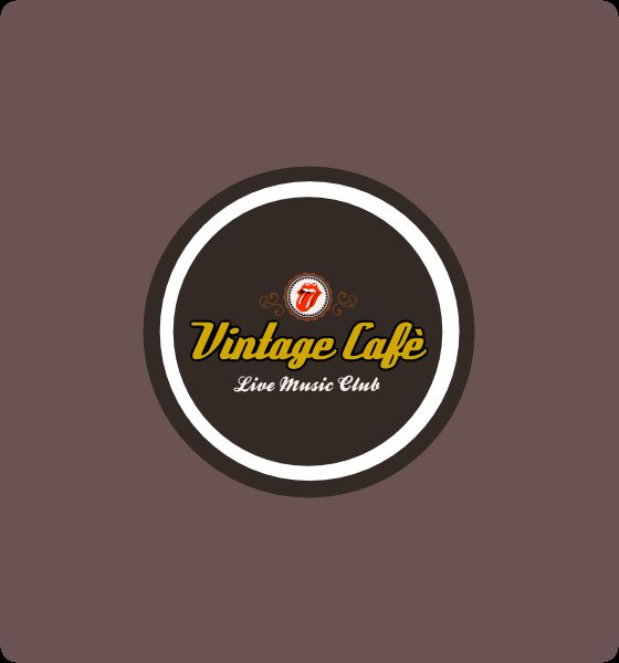 Vintage Cafè - Music Club - Newweblab.net  Music club, cafè, pub in pure Vintage Retro Style