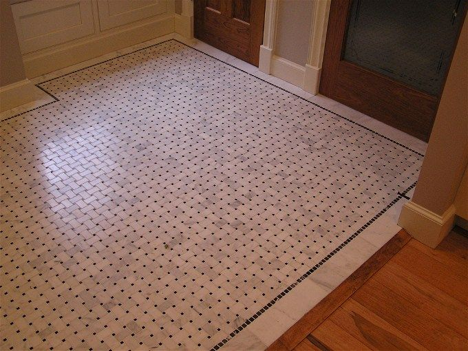 Love This Floor, The Moulding, And That Door To The Laundry Room. Found  This On A DIY Chat Room, So To Whoever Posted It, Thank You And Good Job!