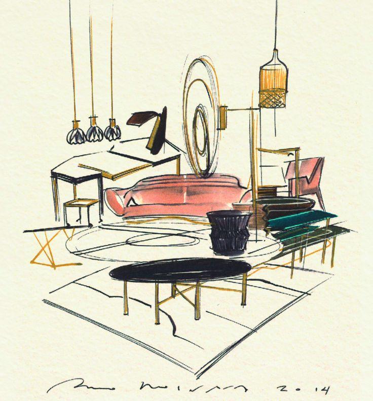 Bruno Moinard | Biennale Interieur