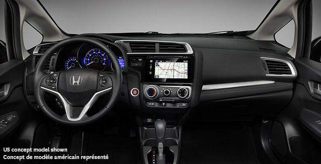 Introducing the all-new 2015 Honda Fit! #Honda #Fit #Toronto #Interior