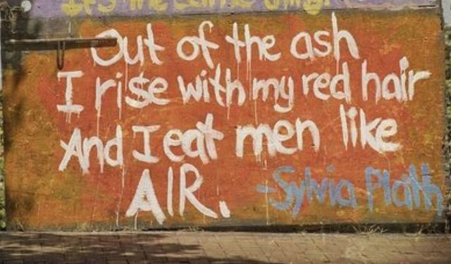 Sylvia Plath, poetess and patron saint of college kids everywhere discovering their feminism, we salute you! To honor the feminist icon, here are...