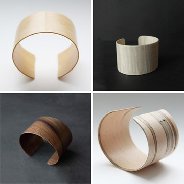 Fab.com   Fine Handcrafted Wood Cuffs