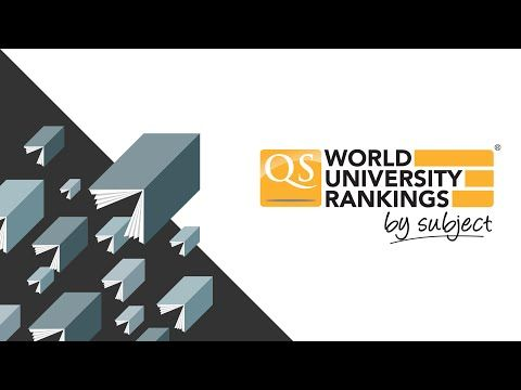 QS World University Rankings by Subject 2016 – Out Now! | Top Universities