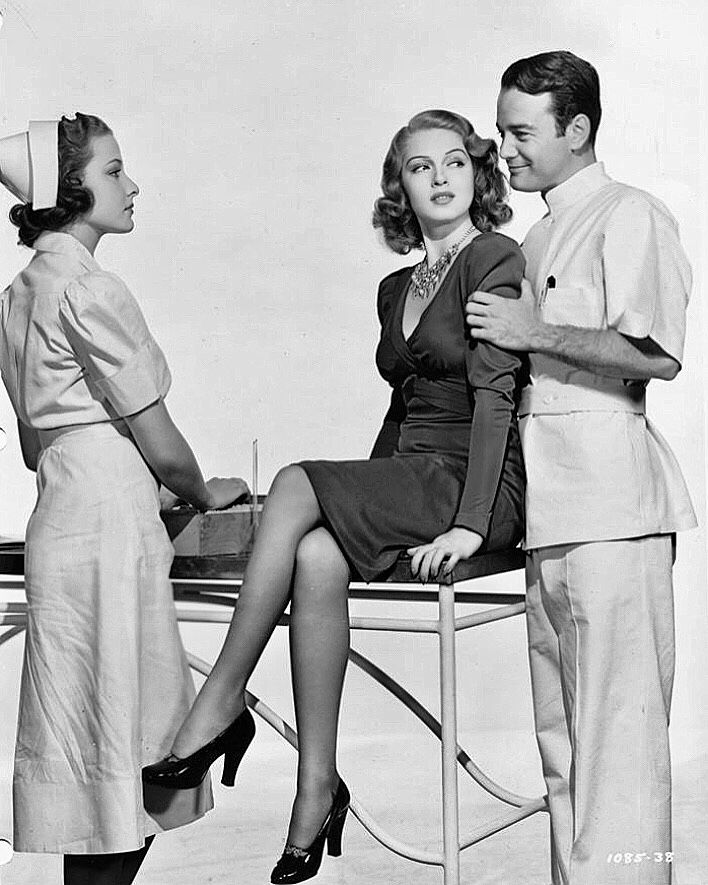 Image result for Calling Dr. Kildare 1939 lew ayres, lana turner, laraine day