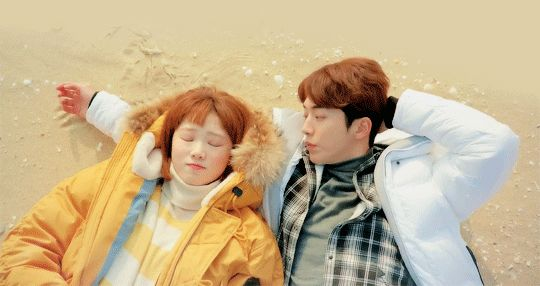 Recently i fell in love with this drama, Weightlifting Fairy Kim Bok Joo #weightliftingfairykimbokjoo #romance #drama #koreandrama #asiandrama #favouritedrama #kimbokjoo #bokjoojoonhyung #love #beach #sports #teen