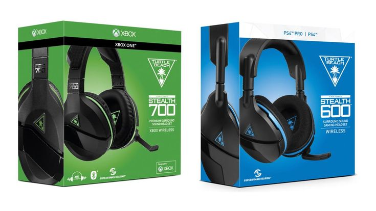 Upcoming Turtle Beach Headsets First To Connect Directly To Xbox Also Available For PS4