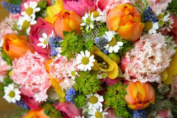 how to keep a bouquet of flowers fresh overnight