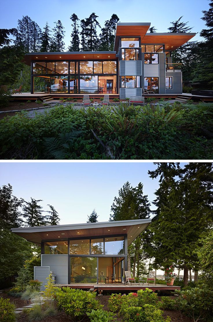 Home Design Ideas Architecture: 20 Awesome Examples Of Pacific Northwest Architecture