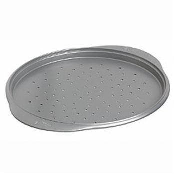 """Wilton Avanti B/W Non-Stick Pizza Crisper Pan 14"""" Dia. Grey   Kitchen Stuff Plus"""