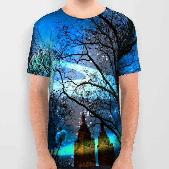 Buy Saturn In Central Park All Over Print Shirt by haroulita. Worldwide shipping available at Society6.com. Just one of millions of high quality products available.
