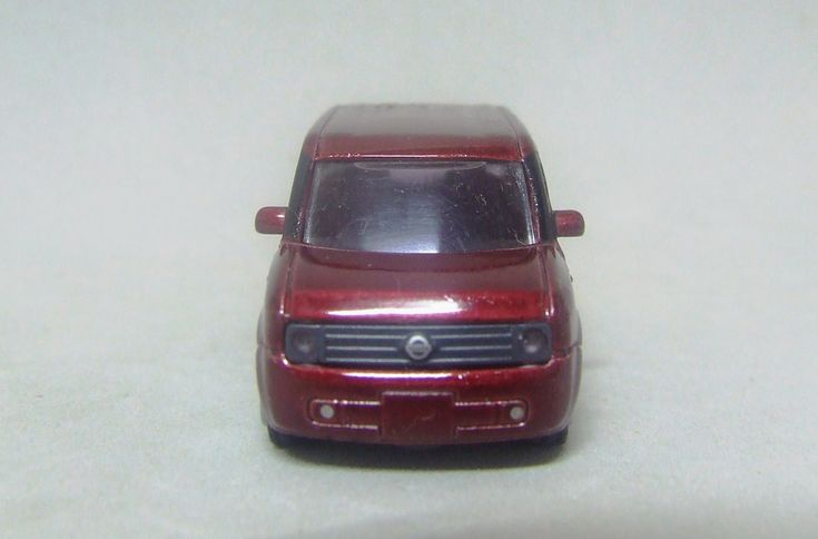 Nissan Cube 1 72 Scale By Epoch In 2020 Nissan Diecast Model Cars Scale