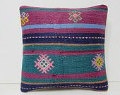 love kilim pillow outdoor decorative pillow kilim pillow case couch pillow sham modern cushion cover geometric pillow cover pink rugs 28087
