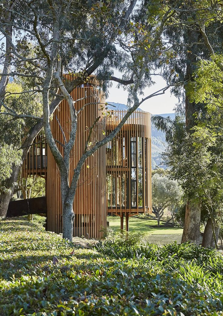 Paarman Tree Home By Dwell From A Floating South African