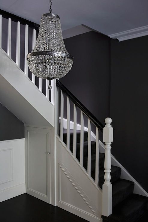 Black Foyer Stairs : Best stairs images on pinterest anchors and