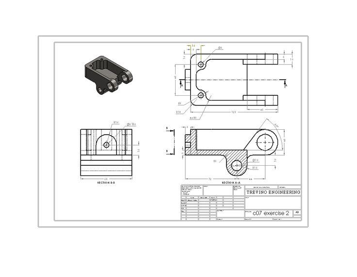 263 best Mechanical drawings / Blueprints / CAD Drawings