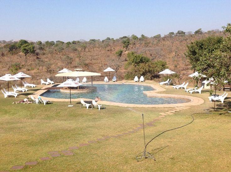 Nkambeni Swimming pool