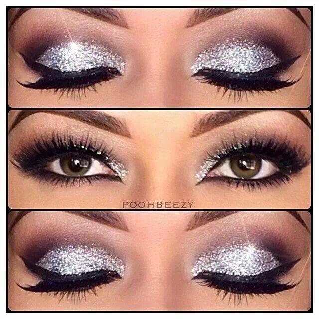 Top 10 Amazing Black Eye Makeup Tutorials
