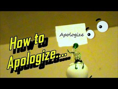 "Animacion//Animation- ""My Creative Apologize""- By Puntoy Alambre"