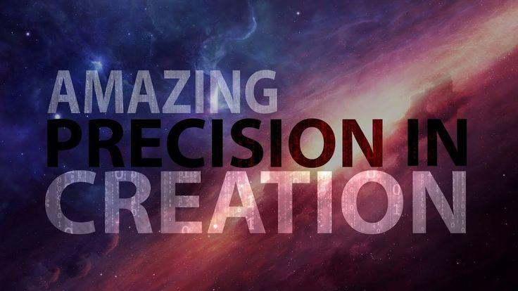 Amazing Precision in Creation - دقت شگفت انگیز در خلقت