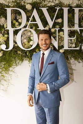#JasonDundas attends the Caulfield Cup Carnival day at Caulfield Racecourse on October 18, 2014 in Melbourne, Australia.