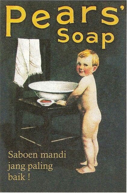 Old Soap Ads from from the 50'es
