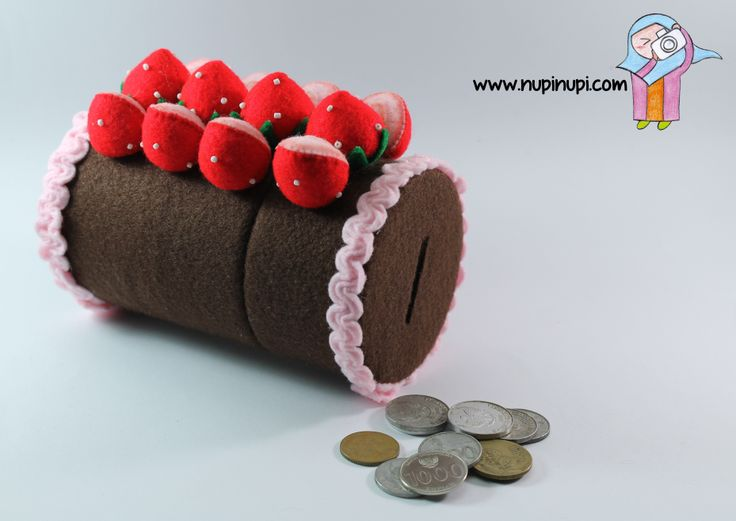 Roll cake savings