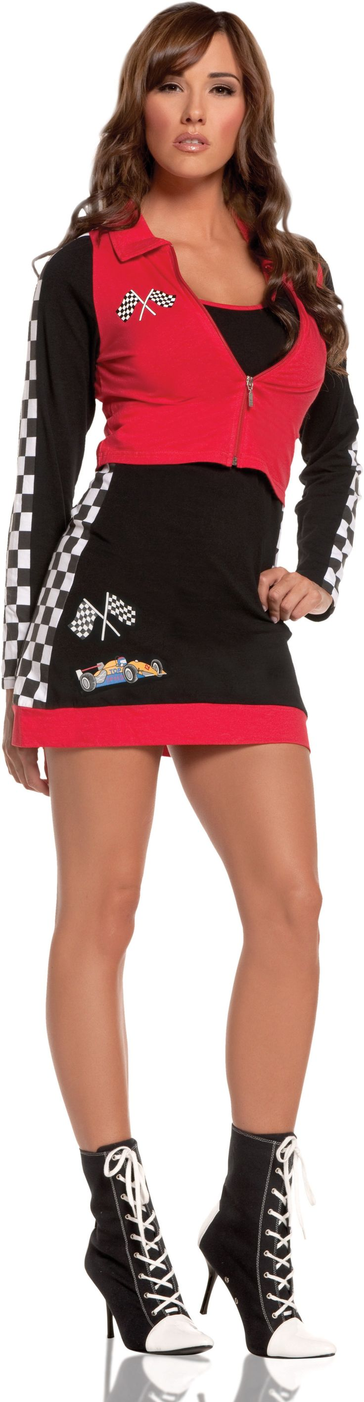 High Speed Chase Adult Costume,$44.99