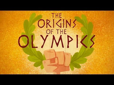 The ancient origins of the Olympics   TED-Ed    Thousands of years in the making, the Olympics began as part of a religious festival honoring the Greek god Zeus in the rural Greek town of Olympia. But how did it become the greatest show of sporting excellence on earth? Armand D'Angour explains the evolution of the Olympics.