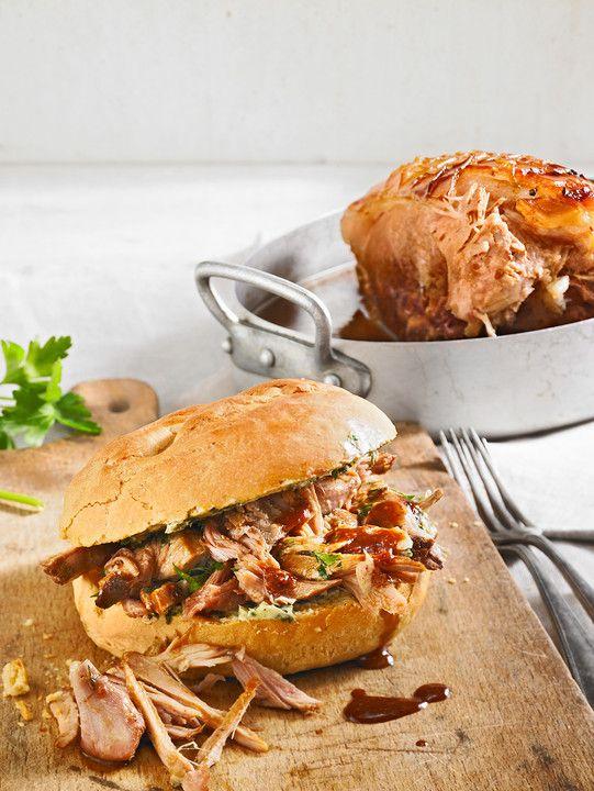 Pulled Pork, ein schmackhaftes Rezept aus der Kategorie Braten. Bewertungen: 172. Durchschnitt: Ø 4,6.