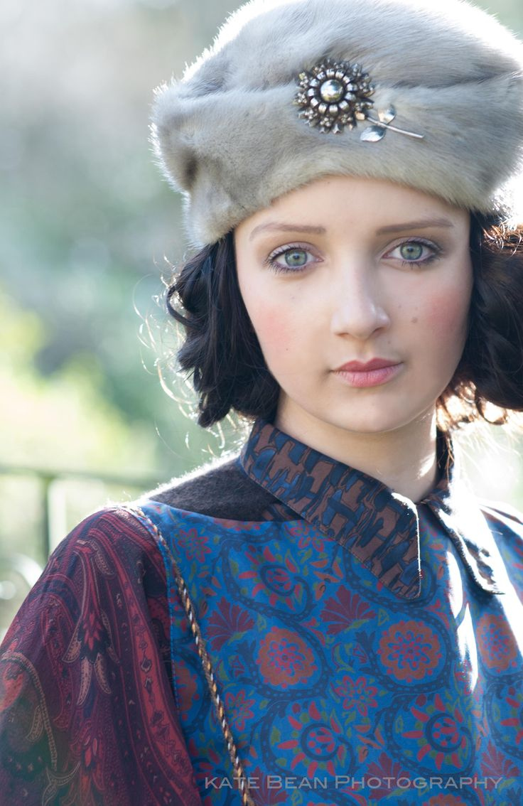 Photography: Kate Bean Photography Design, Styling & hair: Alice Halliday Model & makeup: Kriska O'Riordan  Floral Paisley panel dress €190 @ Atelier 27, Dublin