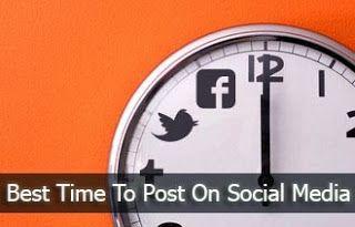 Kapan Waktu Terbaik Untuk Posting di Facebook, Twitter, dan Pinterest?