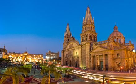 Guadalajara.  Beauty, charm, and tequila