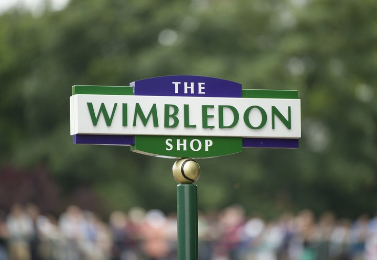 Use your gift card included in The Wimbledon Experience Tours in the official Wimbledon Shop