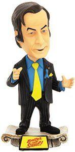 Breaking Bad 6 -inch Saul Goodman Bobble Head: Amazon.co.uk: Toys & Games