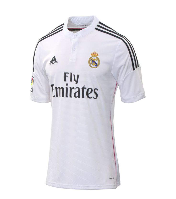 Adidas Mans Real Madrid 2014/2015 Home Soccer Jersey
