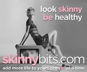 be fashionably skinny but healthy with bits
