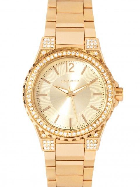 Pierre Cardin Gold Watch // 5431