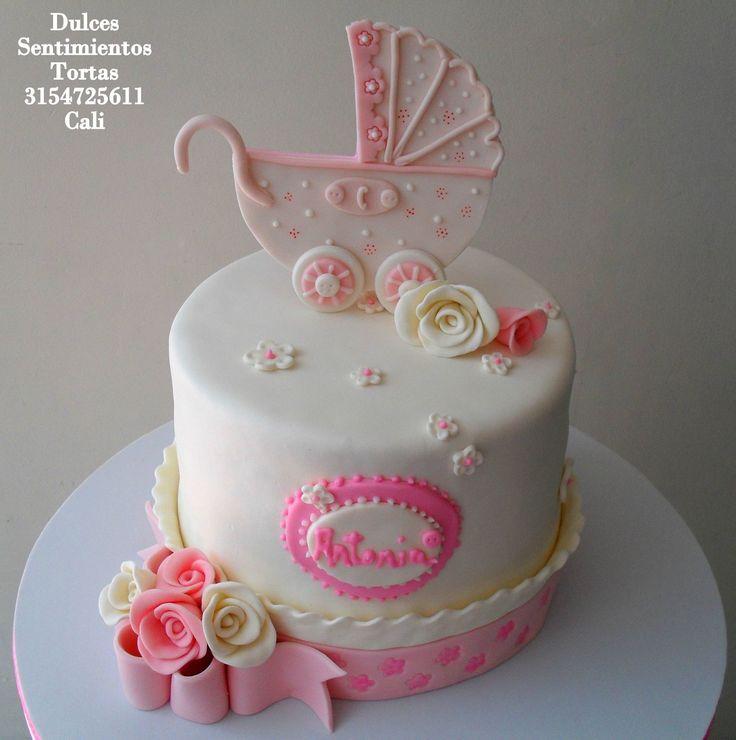 Baby Shower Cali Colombia las más lindas y exclusivas tortas