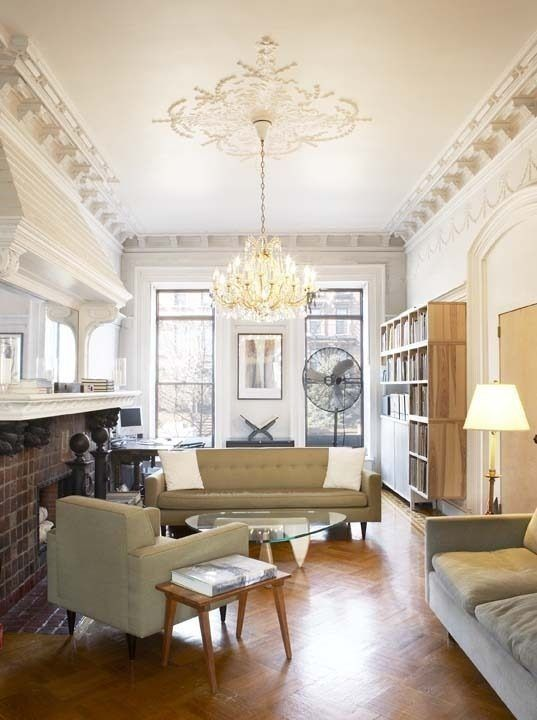 Adorable Brooklyn Heights Townhouse Asks 49M
