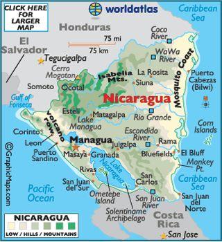 LOCAL BUSES: Managua - Granada ($20, 45 min), Managua - Leon (#35, 1.5 hrs), Managua - San Juan del Sur ($70, 3 hrs), Managua - El Rama ($150, 6 hrs)