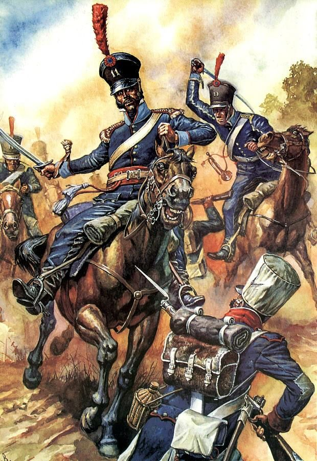 "Portugal: 11th Cavalry ""Almeida"" (Yekhov)"