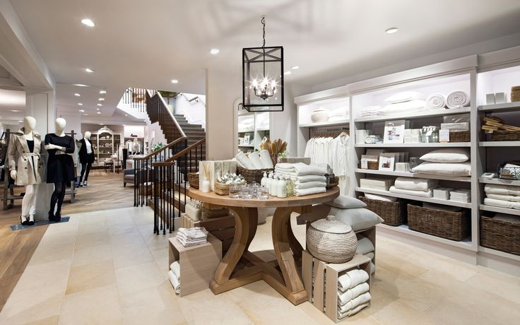 Dalziel & Pow design a new store format for the White Company, in Norwich