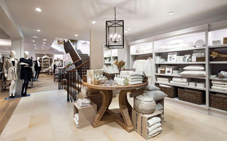 Dalziel & Pow design a new store format for the White Company, in Norwich
