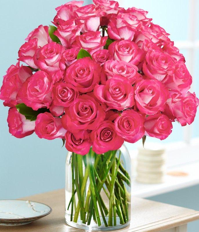 pink flower bouquets | Pink Flowers Delivered | Shop Pink Flower Arrangements