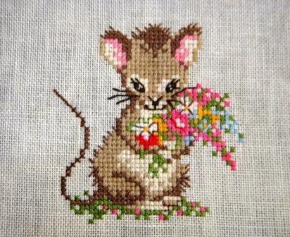 Grazioso topolino!