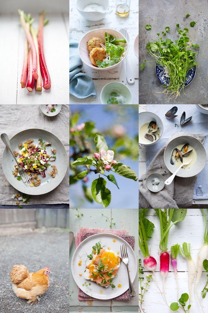 Vilda ätbara örter och växter, matfoto & matstyling – workshop i Göteborg 24/5 2014 :: A food photography & food styling workshop - Dagmars ...