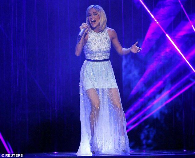 """Carrie Underwood American Idol Season 15 Finale  