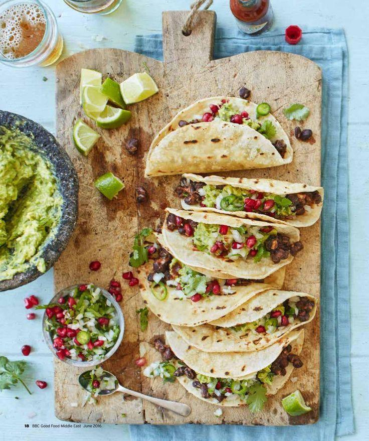BBC Good Food Miidle East June 2016 Magazine Veggie MealsVeggie RecipesDrink